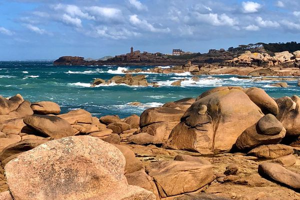 La côte de granit rose - Ploumanc'h (22)