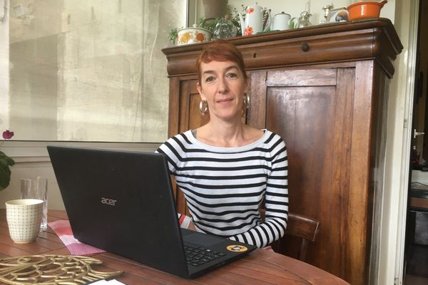 Valérie Murat, porte-parole de l'association Alerte aux Toxiques