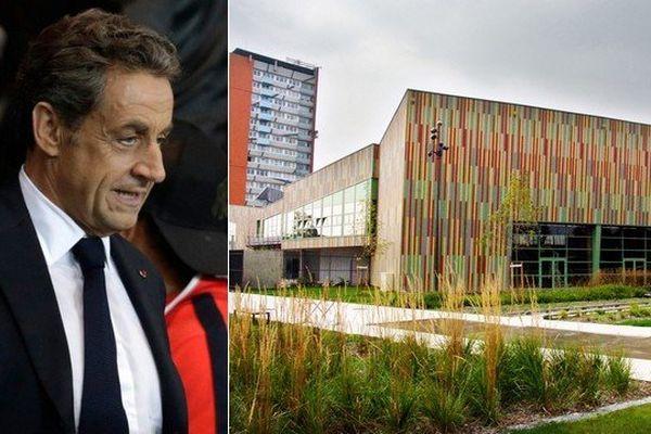 Nicolas Sarkozy fera son meeting ce jeudi au complexe sportif Pierre de Coubertin à Lambersart.
