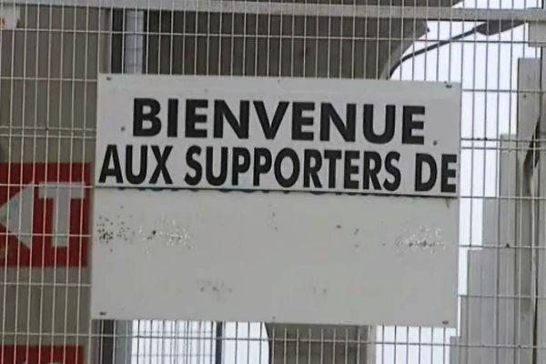 L'accès aux supporters visiteurs sera fermé lors de la rencontre AJA / Créteil du vendredi 27 novembre