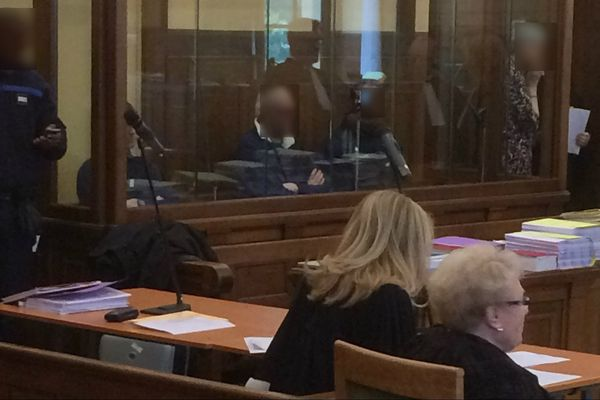 Francis Heaulme dans le box des accusés