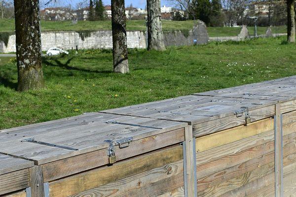 Des premiers postes de compostage ont été installés dans le quartier Battant et sont accessibles depuis vendredi 26 juin.