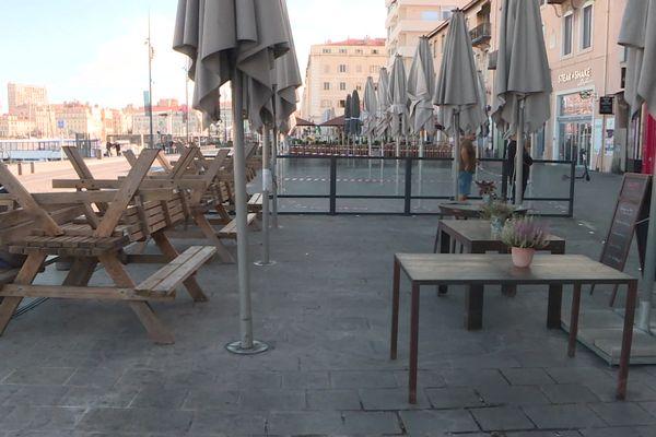 Un protocole sanitaire test a été imaginé à Marseille et proposé au Ministre de la santé pour la réouverture des restaurants.