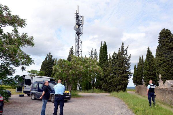Un homme de 52 ans a été condamné vendredi 19 mars à Valence (Drôme) à trois ans d'emprisonnement, dont deux avec sursis, pour avoir incendié en début d'année des installations de l'opérateur Orange dans le département. Image d'archives.