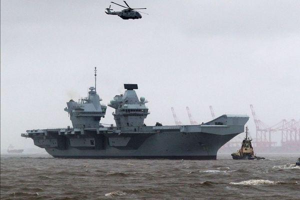 Des navires de la Royal Navy se tiennent prêts à protéger les zones de pêche britanniques en cas de no-deal