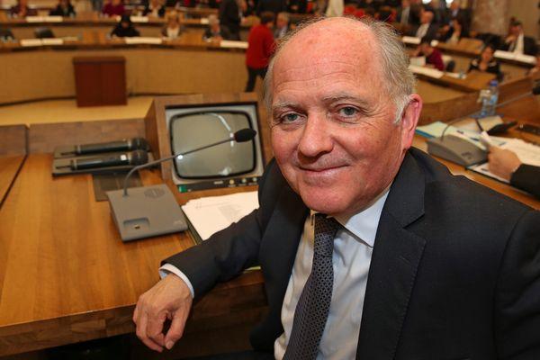 François Goulard renonce à se présenter comme candidat pour le scrutin des législatives 2017