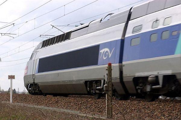 Le trafic SNCF a été interrompu à hauteur d'Angers