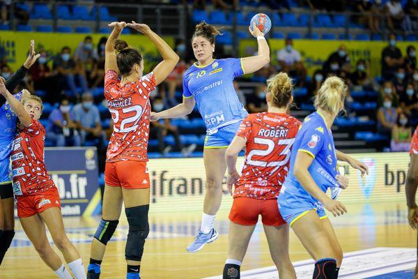 Toulon St-Cyr Var Handball s'est incliné à Plan-de-Cuques, 29-25, le 3 février dernier lors d'un match en retard de la 5e journée de LBE