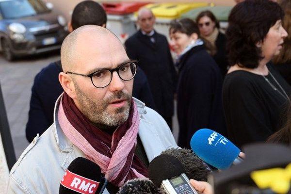 """François Devaux dénonce """"le faux pas"""" du pape dans la gestion de l'affaire Barbarin"""