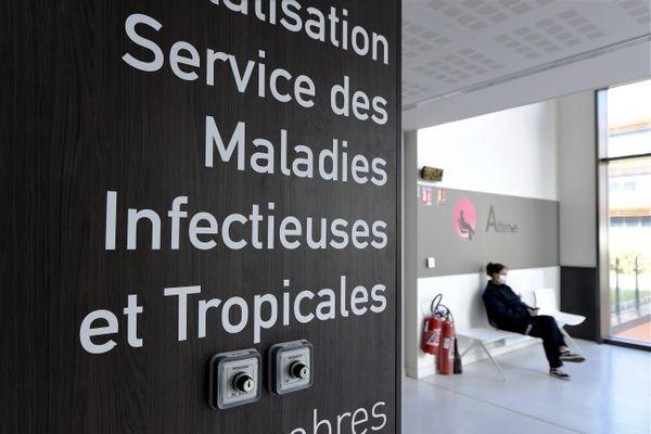 Le service des maladies infectieuses et tropicales de Toulouse qui participe à ces 3 études.