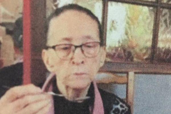 La gendarmerie a dévoilé une photo de Denise Guinchard, habitante de Grosbois (Doubs), disparue mardi 4 février.