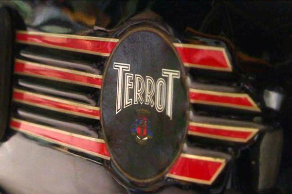 Les Terrot étaient fabriquées à Dijon, une marque de réputation nationale, qui équipera la Gendarmerie