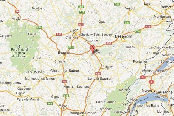 C'est à Tavaux que la plus grosse usine du groupe chimique est installée