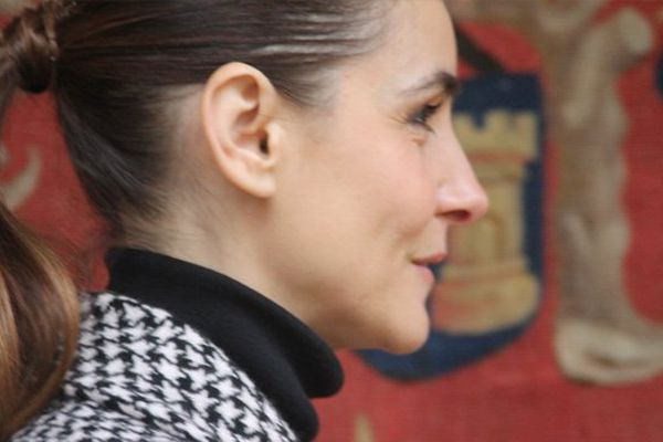 Clotilde Courau, Princesse de Savoie, Présidente de la vente des vins des Hospices de Beaune 2013