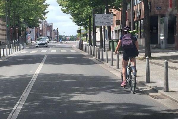 La municipalité a affiché sa volonté de favoriser l'usage du vélo pour le déconfinement.