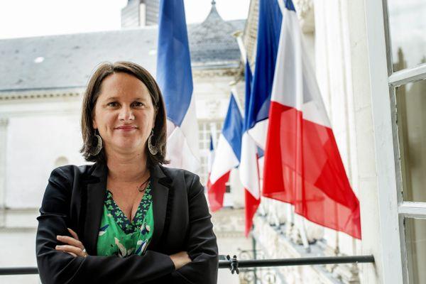 Johanna Rolland a été élue à la présidence de France Urbaine, le 24 septembre 2020