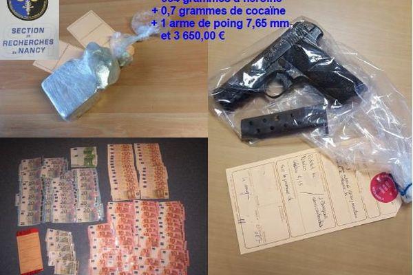 La Gendarmerie a démantelé le réseau de trafiquants.