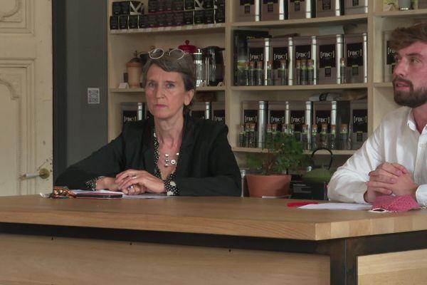 Elections régionales en mars 2021 : chez les Verts, Fabienne Grebert et Grégoire Verrière partent à la conquête de la Région (3/10/20)