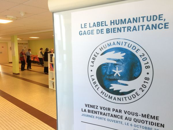 Seuls deux EHPAD ont été labellisés Humanitude en Pays de la Loire / © France 3 Olivier Quentin