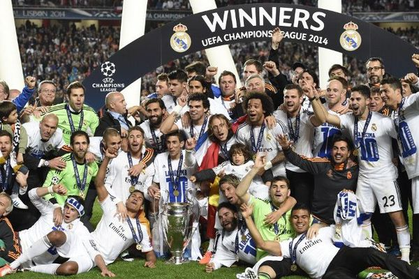 Le Real Madrid a remporté la dernière Ligue des champions