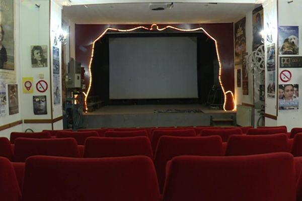 Le cinéma est composé d'une unique salle de 50 places.