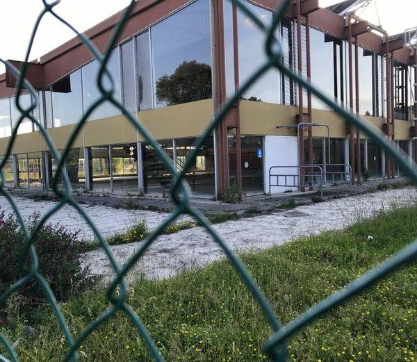 La structure du bâtiment abritant les bassins de l'ancienne piscine municipale de Château-Thierry sera sauvegardée.