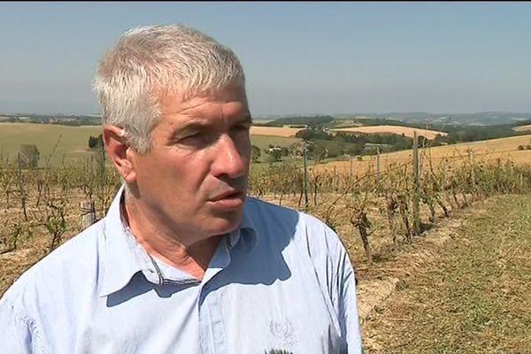 Pour Philippe Vergnes, président de la Chambre Agriculture de l'Aude, un épandage par voie aérienne nécessaire et limité en risque environnemental.