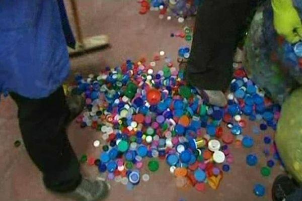 L'association récupère 210 euros par tonne recyclée
