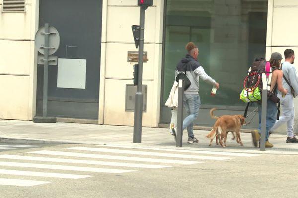 La mairie de Bayonne ne veut plus voir de regroupements prolongés de personnes sans domicile fixe sur la voie publique
