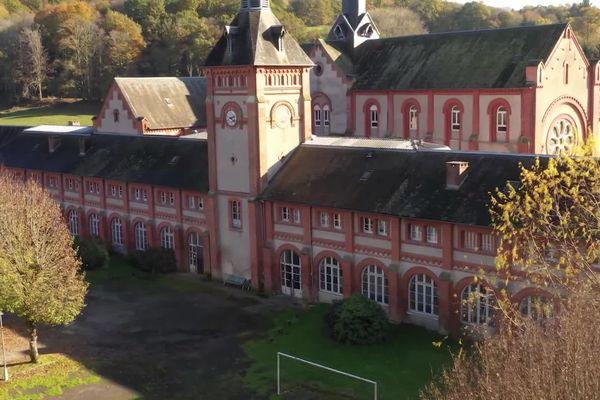 La Chartreuse du Glandier à Beyssac en Corrèze a été vendue trois millions d'euros.