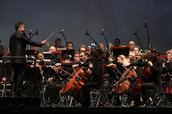 Festival International de musique classique de Besançon, Orchestre Victor Hugo Franche Comté avec Jean-François Verdier, direction.