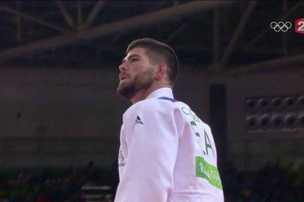 Cyrille Maret aux JO de Rio 2016