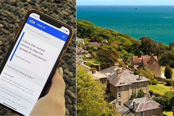 La paisible île de Wight va servir de terrain d'expérimentation à la nouvelle application du gouvernement britannique pour contrôler l'épidémie de Covid-19.