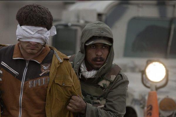 Peu après la bataille de Sinjar contre l'Etat islamique, un homme suspecté de liens avec Daech est arrêté par les Peshmergas