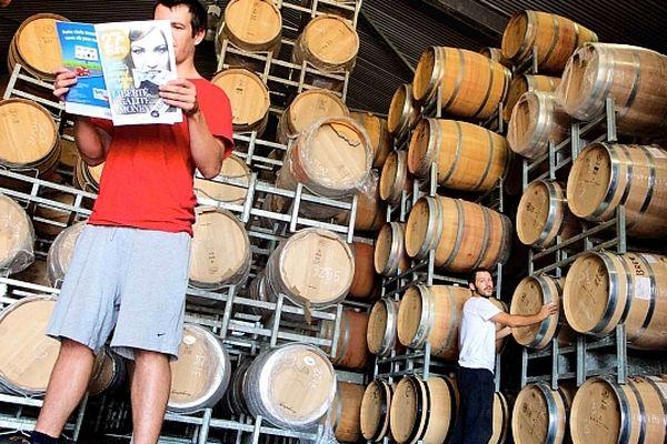 Le magazine 27eure propose de suivre les aventure de deux jeunes de Vernon partis en Australie.