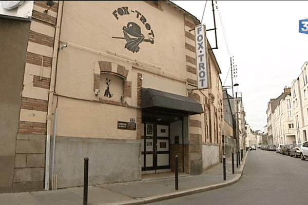 Un homme poignardé à la discothèque le Fox Trot à Nantes
