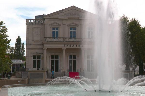 Le théâtre de Montélimar rouvre ses portes après 15 ans de fermeture et des travaux de rénovation qui ont duré 2 ans.
