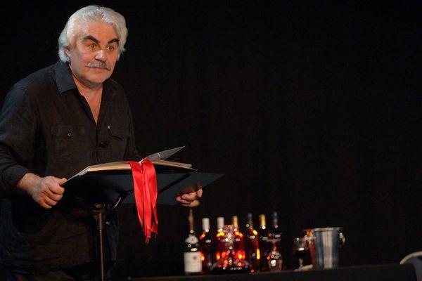 L'humoriste Serge Papagalli lors du 25e festival d'humour de Vienne en Isère.