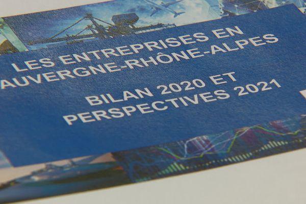 Ce mardi 2 février 2021, la Banque de France présentait son bilan de conjoncture économique en Auvergne-Rhône-Alpes pour 2020 sur fond de crise sanitaire Covid-19.
