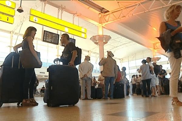 L'activité, dans les aéroports de l'île, reste soutenue