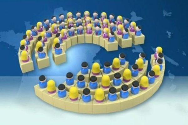Dans chaque canton, on élira un binôme (une femme et un homme) pour six ans.