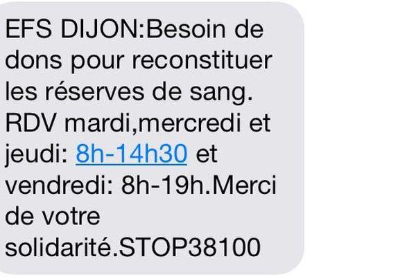 Après les attaques de Paris, la mobilisation des donneurs doit se poursuivre dans les semaines qui viennent, déclare l'Etablissement français du sang.