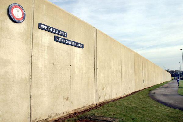 Le centre de détention de Bapaume, dans le Pas-de-Calais.