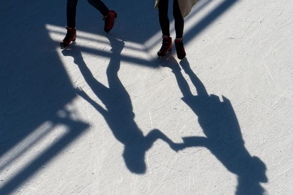Deux patineuses (photo d'illustration)