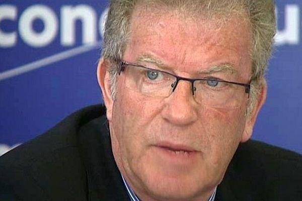 Jean-Pierre Moure - juillet 2013.