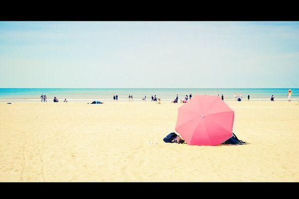 Un temps pour filer à la plage.