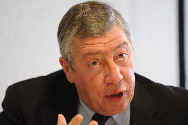 François Rochebloine, député UDI, proche de Jean-Louis Borloo.