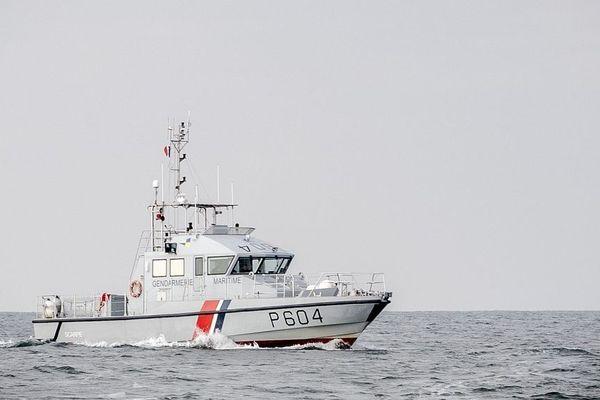 La VCSM Scarpe qui a effectué le sauvetage ce mardi matin.