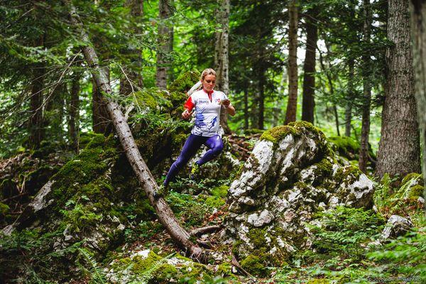 Ce samedi 3 juillet, Maëlle Beauvira décroché une 32e place à la finale du sprint lors des championnats du monde de course d'orientation qui se déroulent jusqu'au 9 juillet 2021 en République Tchèque