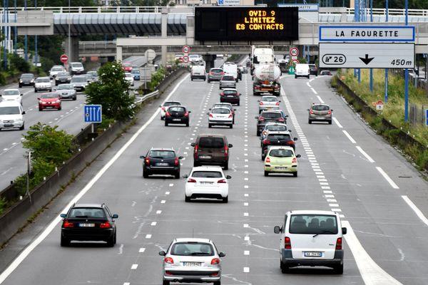 Au fil du déconfinement la circulation a repris progressivement à Toulouse, mais la pollution de l'air reste inférieure aux années précédentes.